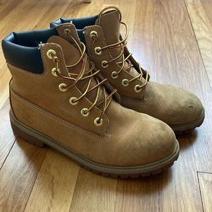 Timberland Padded Collar Boots